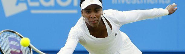 Venus Williams pelasti sisarensa hengen.