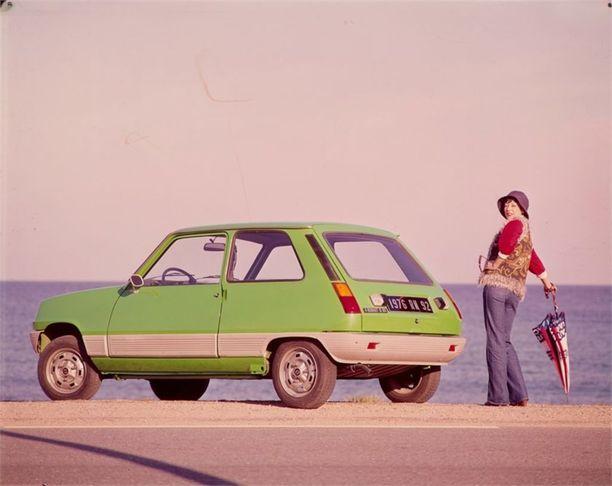 Renault 5 - malli tuli markkinoille vuonna 1972. Toisen sukupolven mallin kaari ulottui vuoteen 1996.