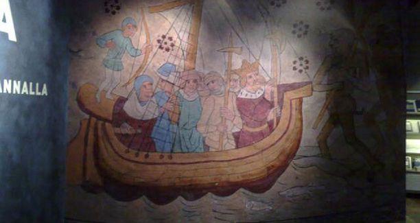 Espoon historiaa juhlistava suurnäyttely on avoinna Näyttelykeskus WeeGeellä 23.2. 2009 saakka.