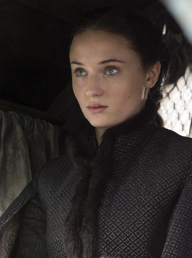 Tältä Sansa näytti viidennellä tuotantokaudella.