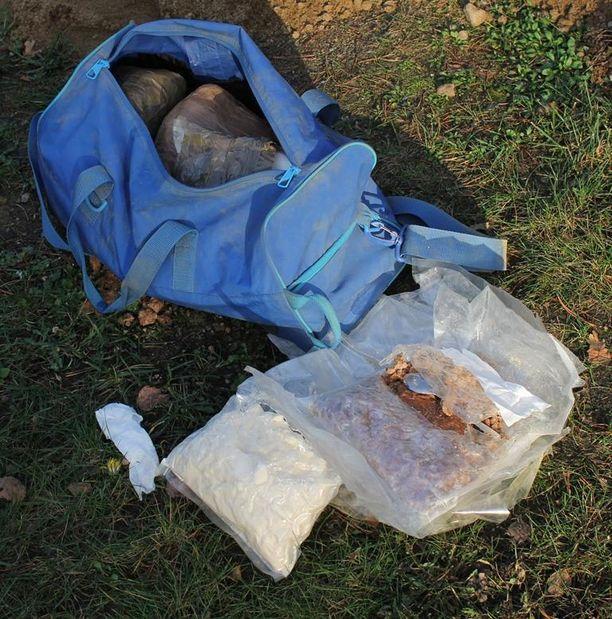 Takavarikoidussa huumekassissa oli kilokaupalla ainetta. Poliisi ei ole päässyt maahantuonnin alkutekijään vielä kiinni.