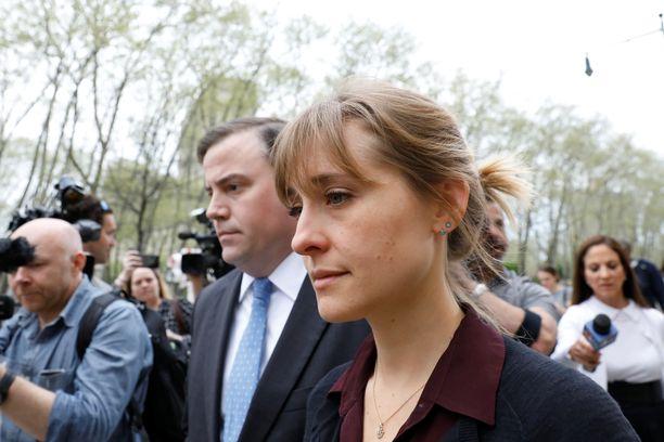 Allison Mack vetosi oikeudessa siihen, ettei tiennyt NXIVM:n toimintatavoista.