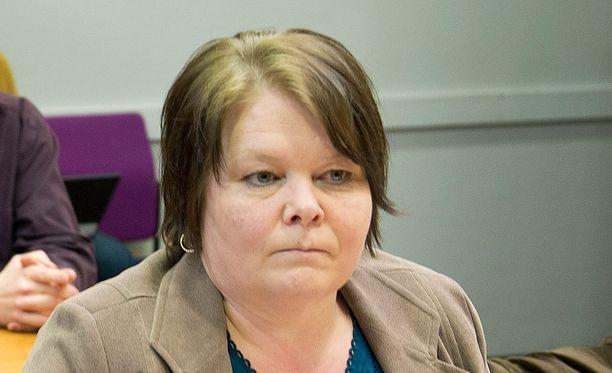 Terhi Kiemunki on Tampereen perussuomalaisten puheenjohtaja ja perussuomalaisten Pirkanmaan piirin varapuheenjohtaja.