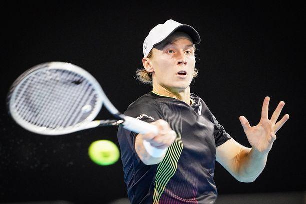 Emil Ruusuvuori putosi ensimmäisellä kierroksella Sofian ATP-turnauksessa.