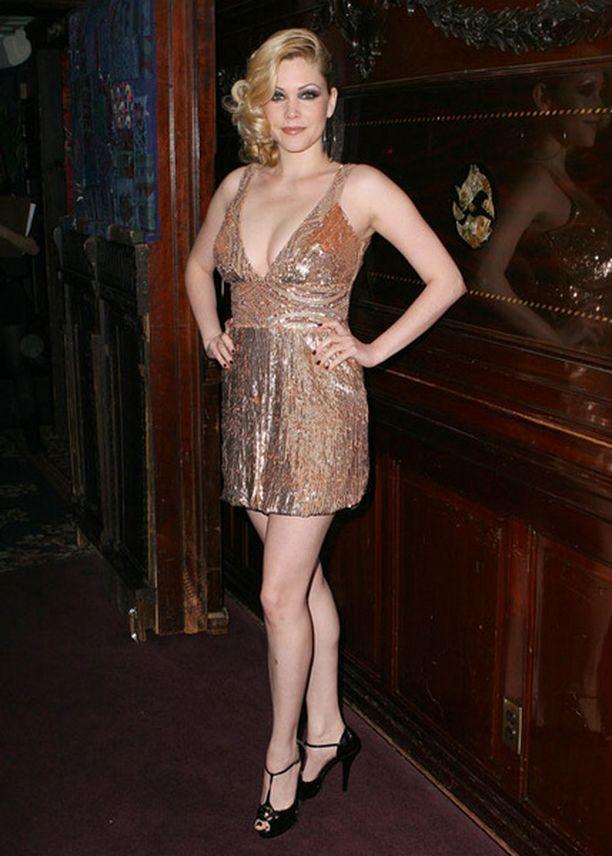 Ex-missi, tosi-tv-tähti ja Playboy-malli Shanna Moakler.