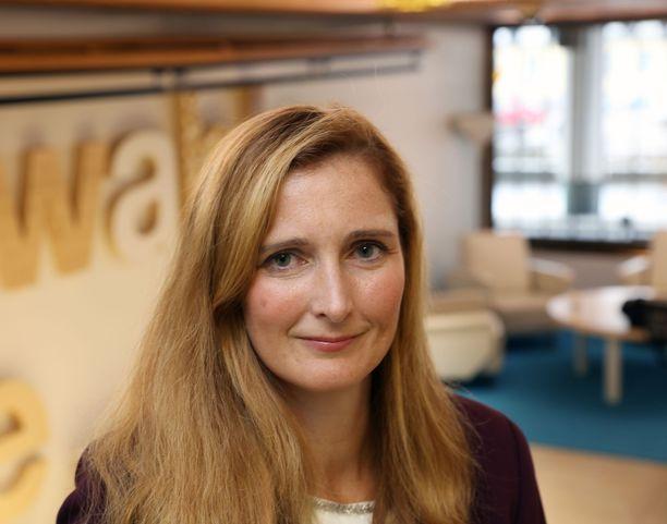 Annica Bresky aloitti metsäjätti Stora Enson toimitusjohtajana viime vuoden alussa.