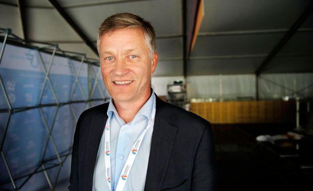 Antti Pihlakoski kertoi Twitterissä, että Helsingin MM-kisojen uusintatesteissä on kärynnyt ainakin yksi venäläisurheilija.