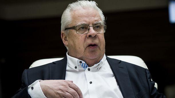 Kalervo Kummolan mukaan huhu KHL:n olympiaboikotista tuskin toteutuu.