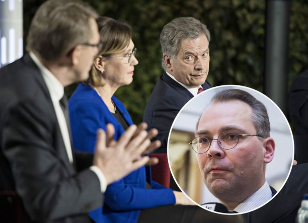 Presidenttiehdokkailta ei tule tukea puolustusministeri Jussi Niinistön (sin) näkemykselle, että kaksoiskansalaisilla ei ole asiaa puolustusvoimien korkeisiin virkoihin.