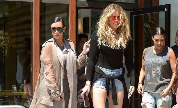 Kardashian-siskokset suututtivat sijoitusyhtiön.