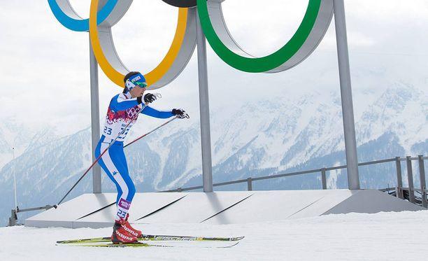 Gaia Vuerich edusti maataan olympialaisissa kahdesti: Sotshissa ja Pyeongchangissa.