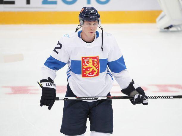 Jori Lehterä on edustanut Leijonia muun muassa World Cupissa, MM-kisoissa ja olympialaisissa.