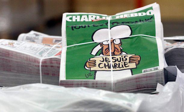 Sarjakuvakauppiaan mukaan Charlie Hebdo -lehtien saapuminen Suomeen voi viedä vielä viikkoja.