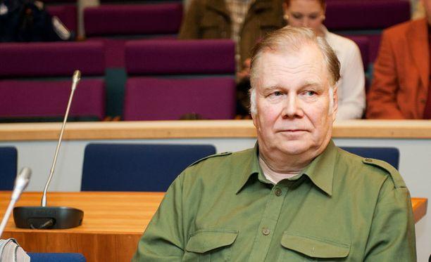 Surmatun naisen avomies Tauno Luukkala sai elinkautisen tuomion.