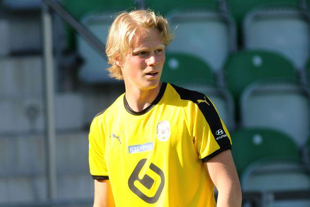 Urho Nissilä teki KuPSille 1–1-tasoitusmaalin.