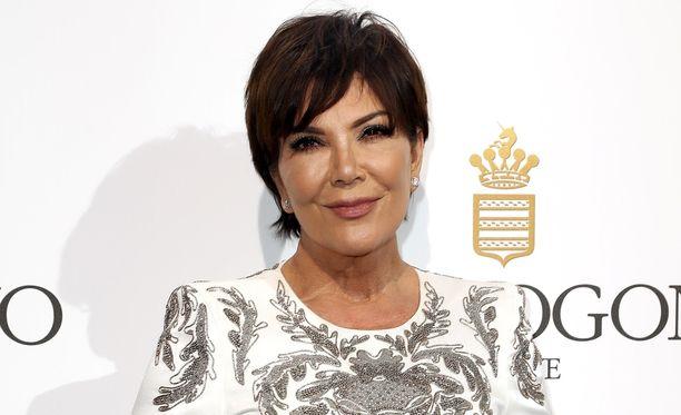 Kris Jennerin somekuva on saanut fanit ihmettelemään.