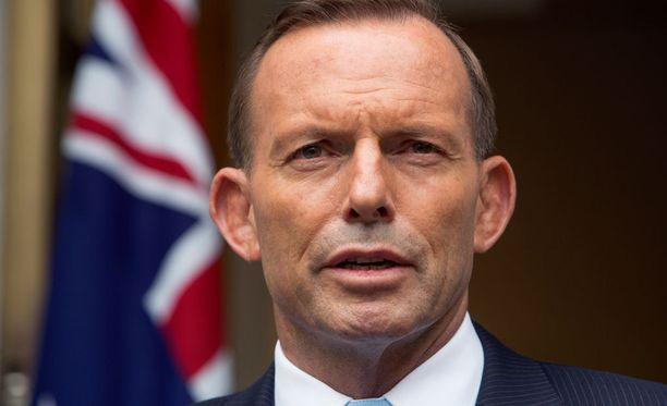 Tony Abbott antoi Euroopalle kylmät neuvot.