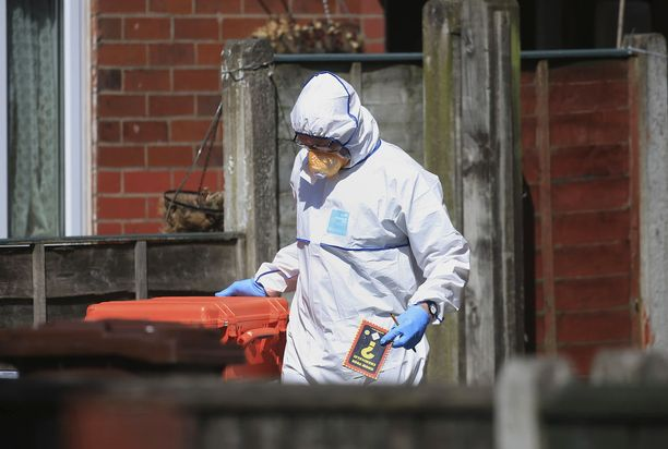 Poliisi teki kotietsinnän asuntoon, jossa Salman Abedi oli kirjoilla.