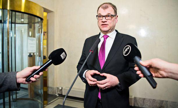 Sipilä sanoi, että Suomi on ollut koko ajan valmis tarjoamaan puitteita tapaamiselle.