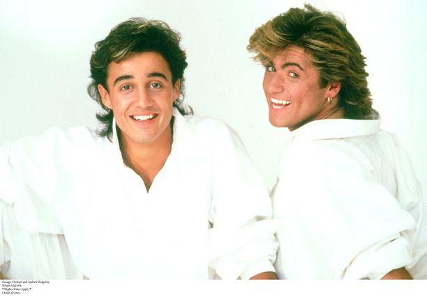 Andrew Ridgeley muistetaan Wham!-yhtyeestä. Duon toinen jäsen oli jo edesmennyt George Michael.