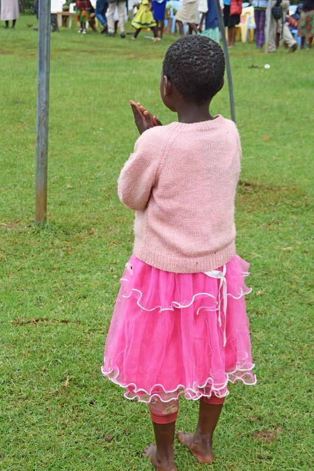 Joulu on riskiaikaa kenialaistytöille joutua silpomisen uhriksi.