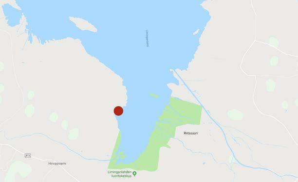 Järistys tapahtui kymmenen kilometrin syvyydessä ja oli voimakkuudeltaan 3,5 magnitudia.