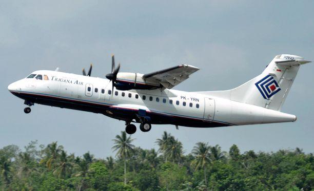 Trigana Air -yhtiön kone löytyi tuhoutuneena.