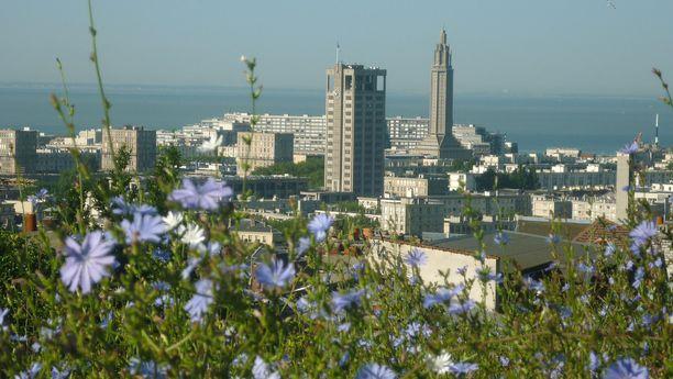 Raaja murha sattui Le Havren kaupungissa maanantaina.