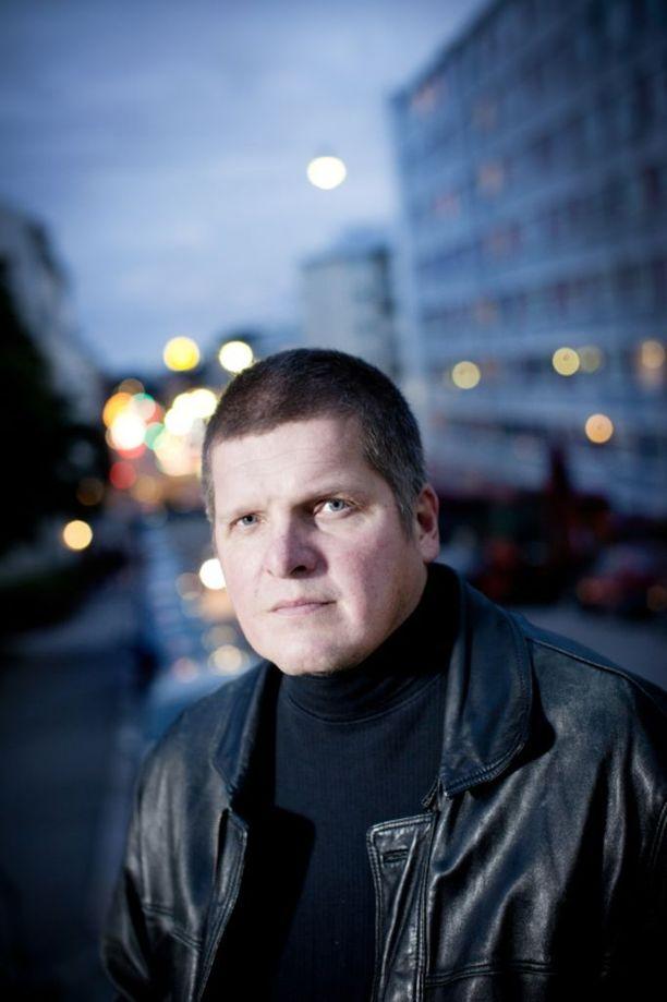 Kirjailija Jarkko Sipilä tapasi ystävänsä viimeisen kerran talvella.