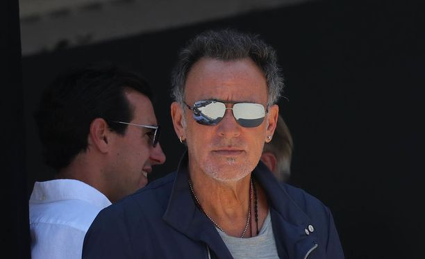 Bruce Springsteen valloittaa syksyllä Broadwayn. Kuvassa artisti on seuraamassa Monte Carlon ratsastuskilpailuja kesäkuussa 2017.