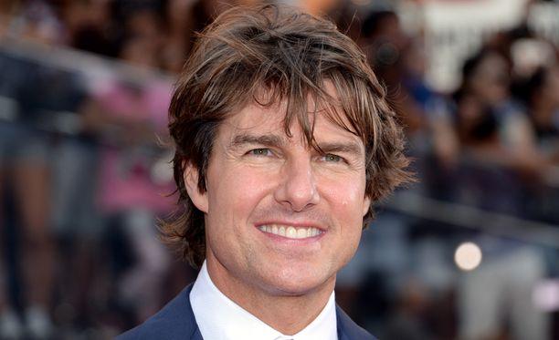 Tom Cruise oli jo lopettanut päivän omat kuvauksensa onnettomuuden sattuessa.