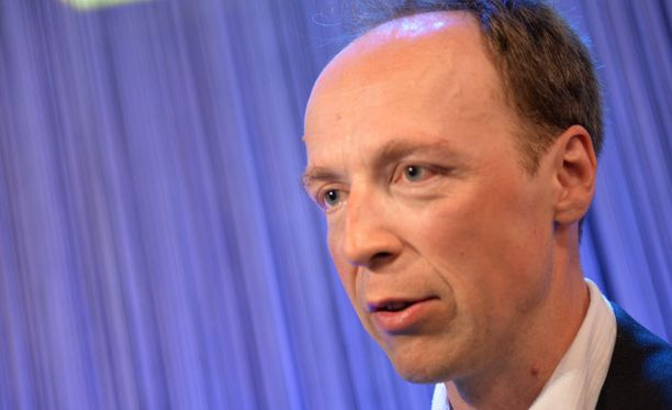 Jussi Halla-aho (ps) halusi, ettei RKP pääsisi europarlamenttiin.