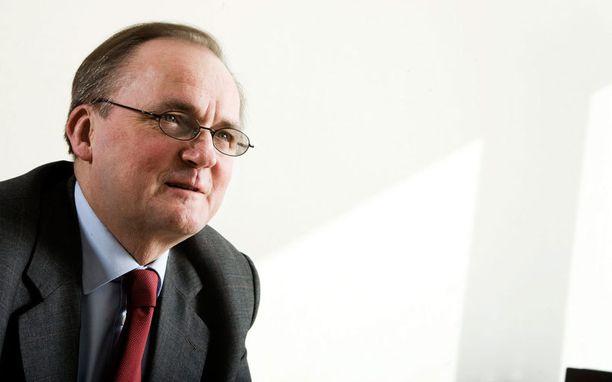 Iltalehti tapasi ystävällisen, pohdiskelevan ja mutkattoman Antti Herlinin.