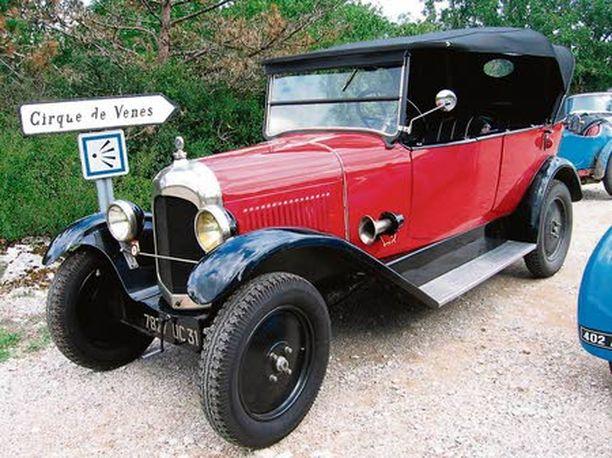 B 10 -mallinsa ansiosta Citroënista tuli valmistaja, joka myi 1920-luvulla eniten autoja Euroopassa.