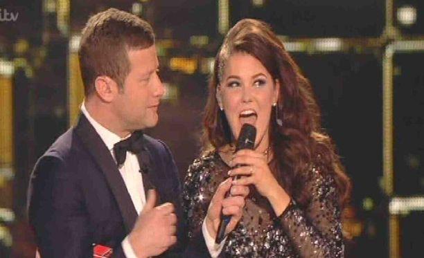 Saara Aallon tähdittämä Britannian X Factor -finaali veti kansan ruutujen ääreen.