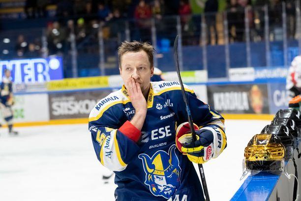 Jesper Piitulainen halusi pitää pelin rehtinä.