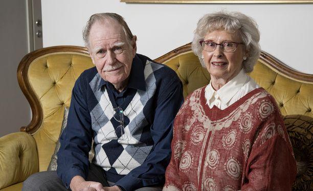 Carl ja Anna-Lisa Mesterton ovat tehneet Metsoloita yhdessä.