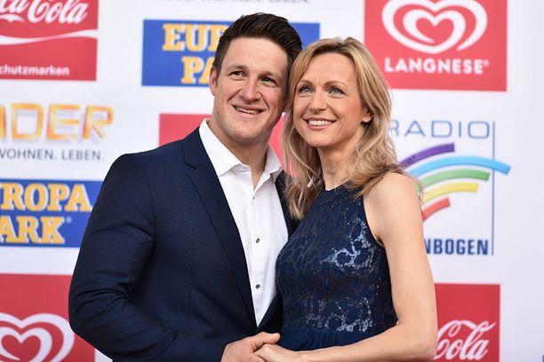 Matthias Steiner on nykyään naimissa journalisti Inge Steinerin kanssa. Pariskunnalla on kaksi poikaa.