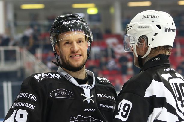 Ilkka Heikkinen sai ulosajon ratkaisevalla hetkellä.