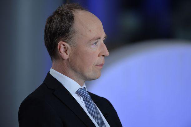 Perussuomalaisten puheenjohtaja Jussi Halla-aho pyrki Iltalehden vaalitentissä haastamaan nimenomaan SDP:tä ja vasemmistoliittoa.