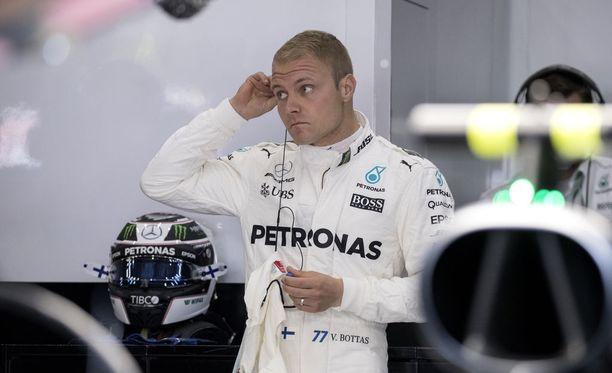 Valtteri Bottaksen on syytä unohtaa Belgian GP mahdollisimman nopeasti.