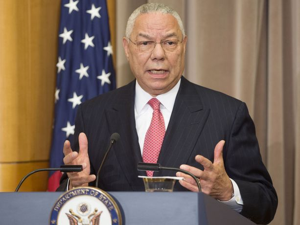 Republikaanipuolueen maltillisiin lukeutuva ex-ulkoministeri Colin Powell ilmoittaa tukevansa demokraattien Joe Bidenia presidentiksi.