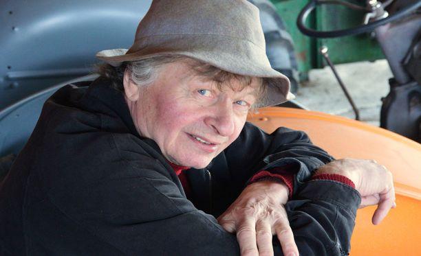 Erkki Kauppinen oli paitsi näyttelijä myös matkailu- sekä maansiirtoalan yrittäjä.