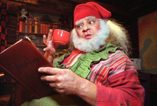 Voiko Toljanteri auttaa joulumuoria, kun tämä sairastuu unipöpöön?