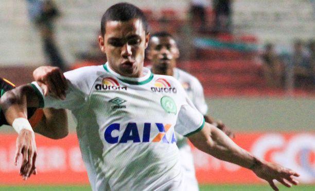 Tiago da Rocha Vieiran eli Tiaguinhon elämä päättyi 28.11.2016.