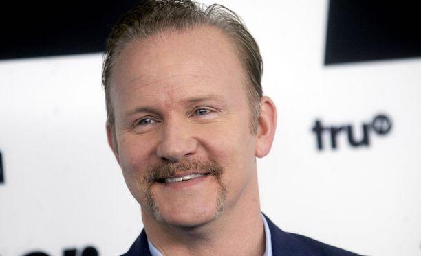 Morgan Spurlock kokee olevansa osa Hollywoodin ahdisteluongelmaa.