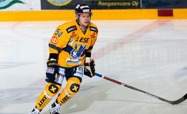 Jesper Piitulainen ei jatka Jukurien varakapteenina.