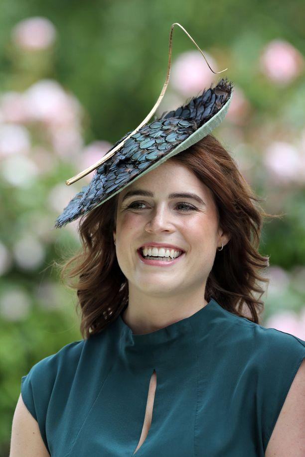 Prinsessa Eugenie tyylitaju on pettämätön.