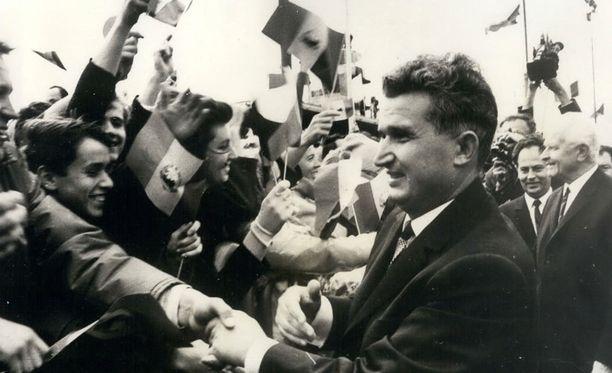 Ceausescun hallinto oli yksi Euroopan viimeisistä kaatuneista kommunistihallinnoista.
