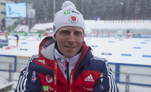 Jonne Kähkönen on Suomen ampumahiihdon uusi päävalmentaja.